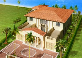 Bay Harbor Villa 1